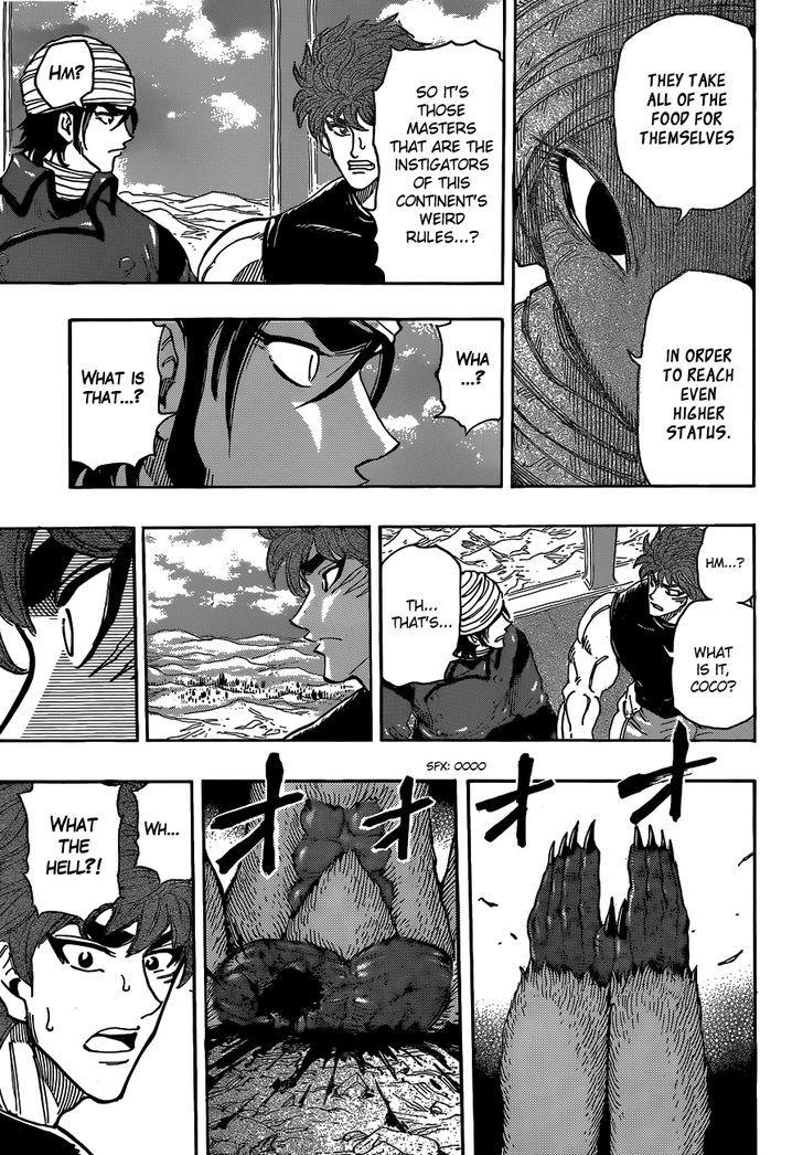Toriko Chapter 299  Online Free Manga Read Image 11