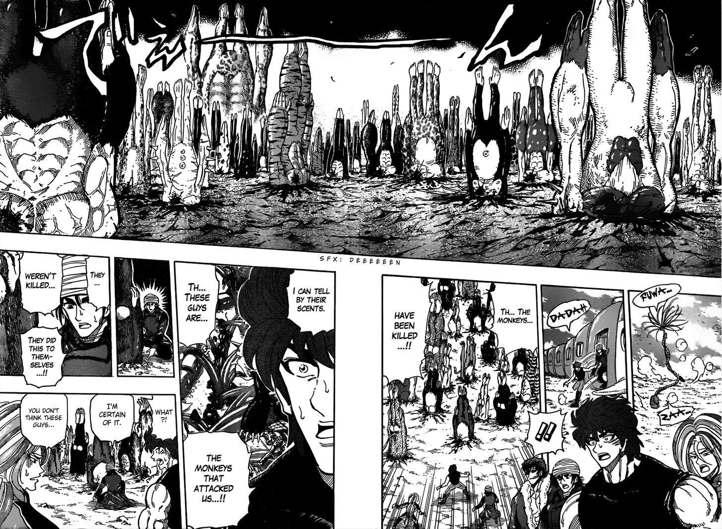 Toriko Chapter 299  Online Free Manga Read Image 12