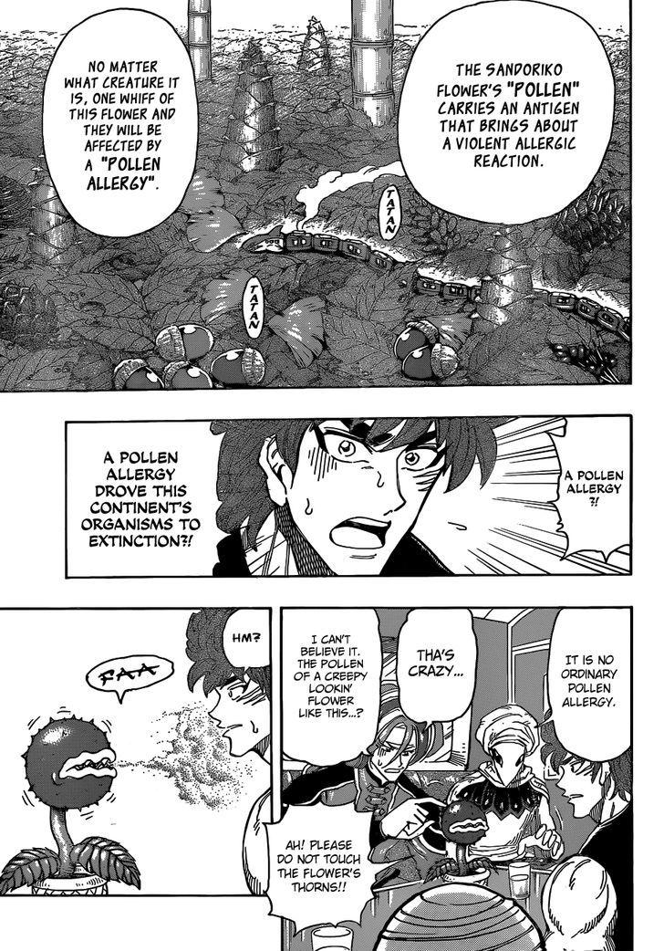 Toriko Chapter 299  Online Free Manga Read Image 5