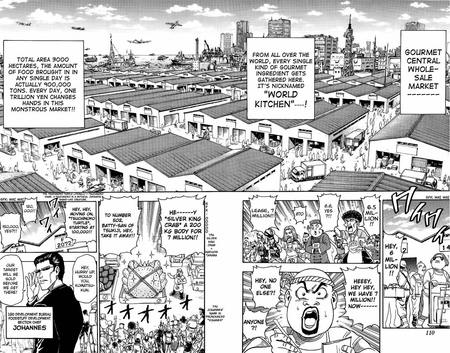 Toriko Chapter 3  Online Free Manga Read Image 12