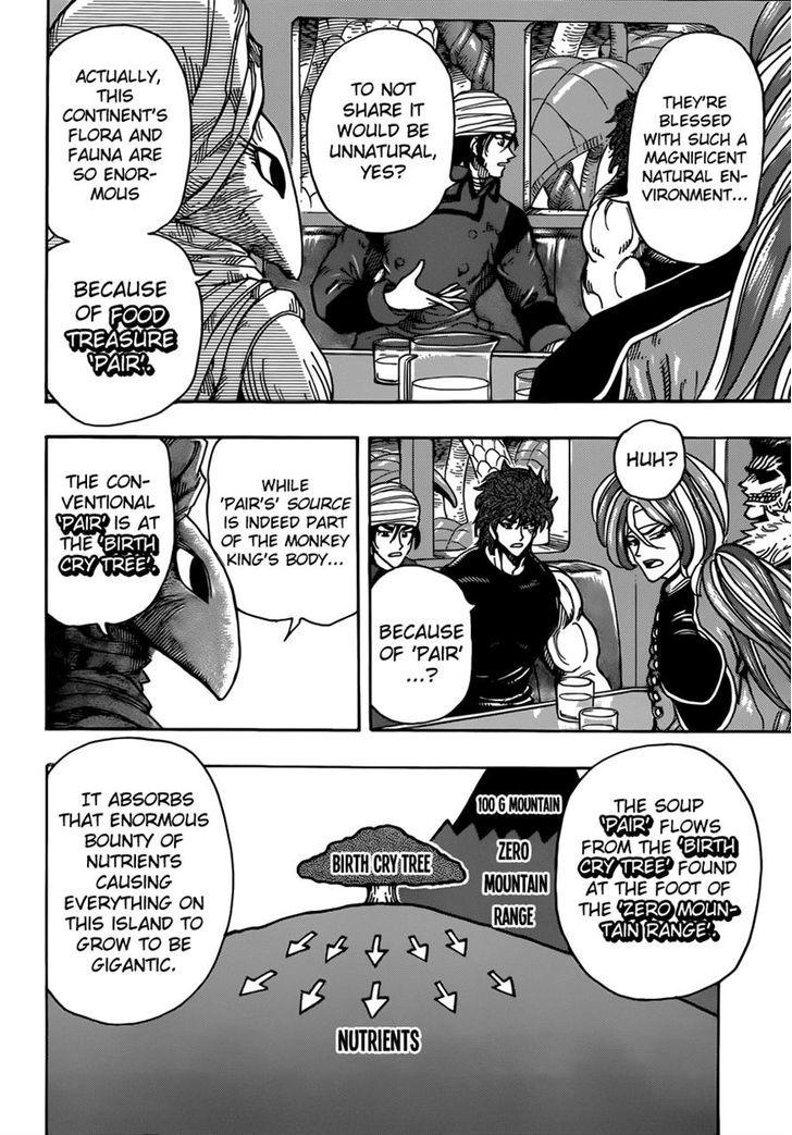 Toriko Chapter 301  Online Free Manga Read Image 13