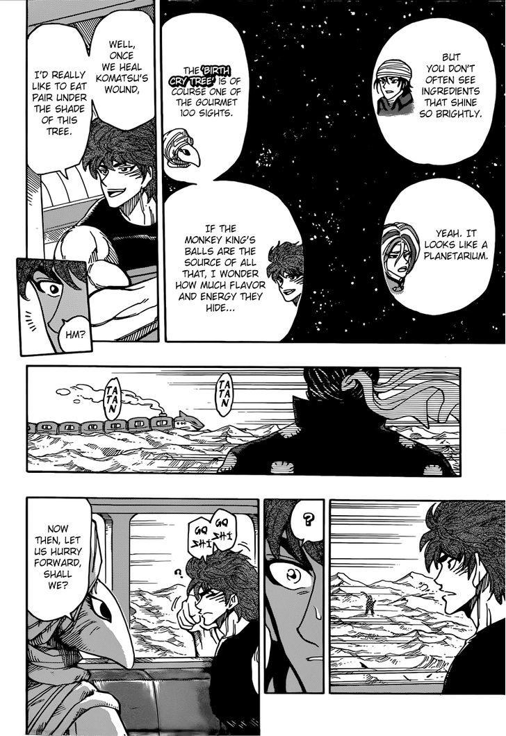 Toriko Chapter 302  Online Free Manga Read Image 5