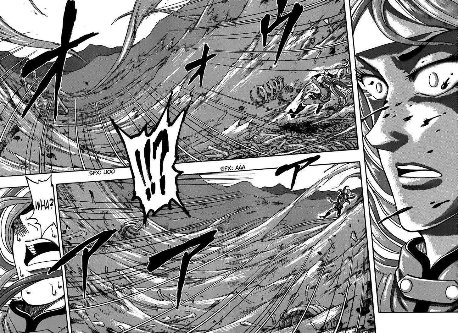 Toriko Chapter 303  Online Free Manga Read Image 11