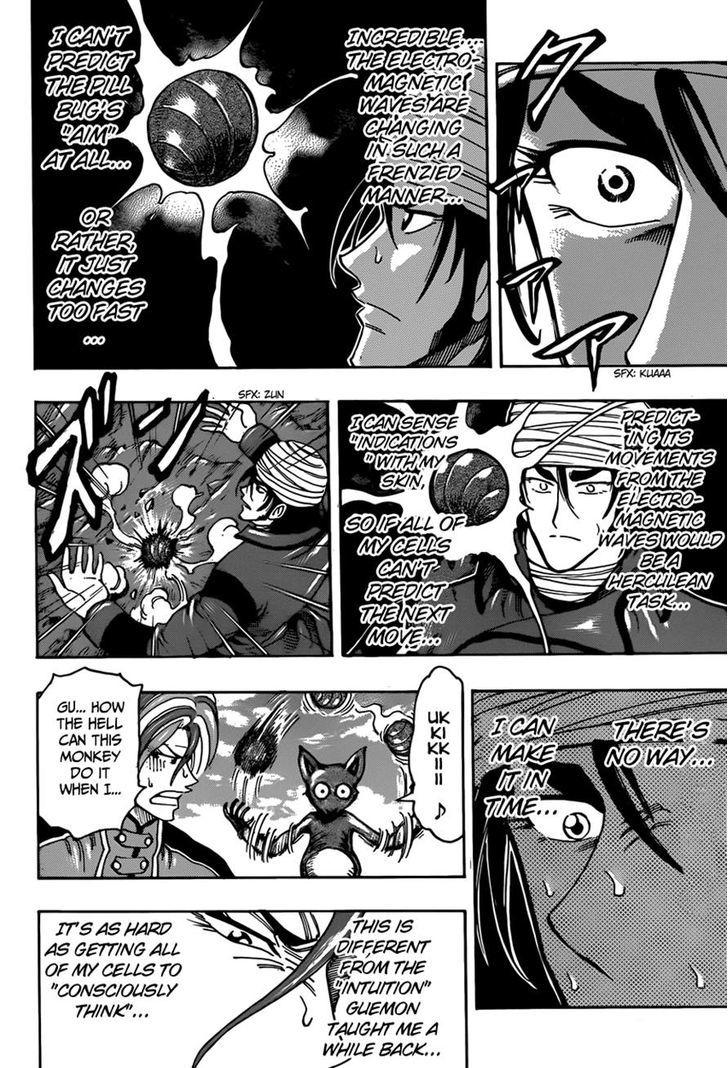 Toriko Chapter 306  Online Free Manga Read Image 4