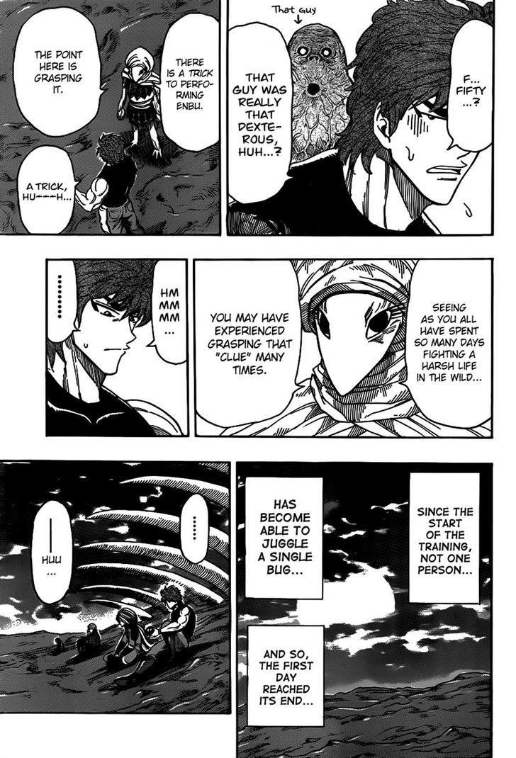 Toriko Chapter 306  Online Free Manga Read Image 7
