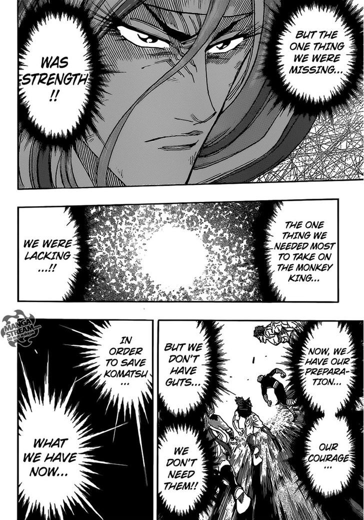 Toriko Chapter 308  Online Free Manga Read Image 14