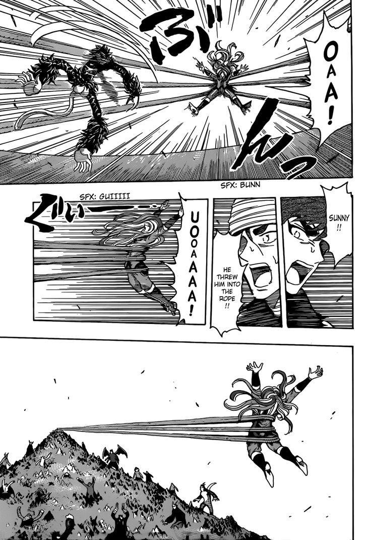 Toriko Chapter 310  Online Free Manga Read Image 17