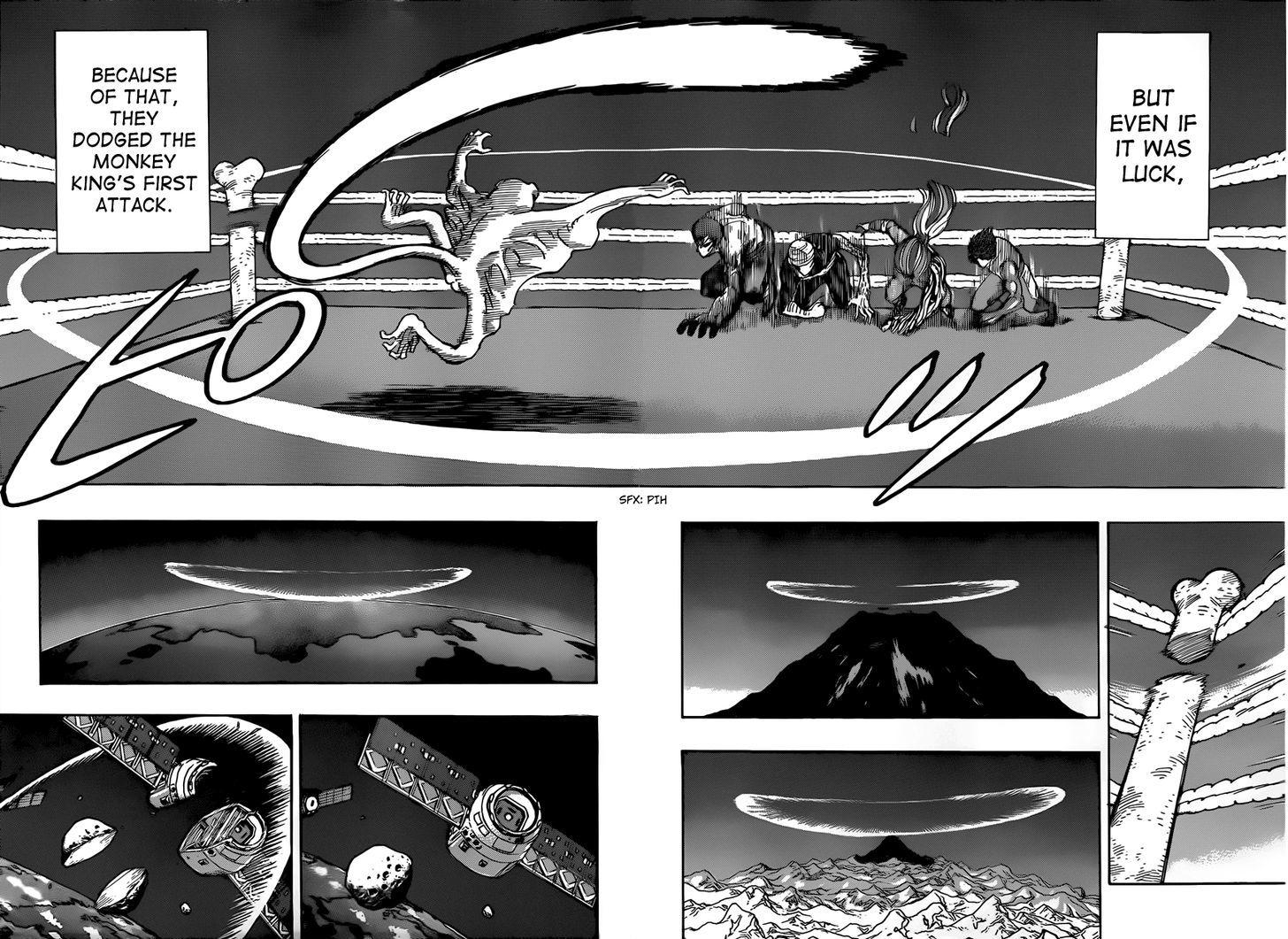 Toriko Chapter 312  Online Free Manga Read Image 8