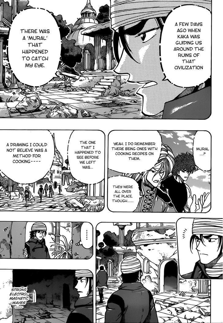 Toriko Chapter 313  Online Free Manga Read Image 11