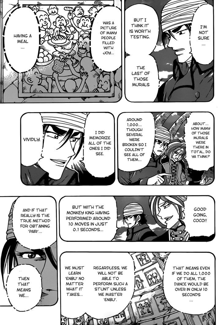 Toriko Chapter 313  Online Free Manga Read Image 16