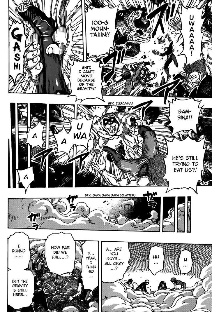 Toriko Chapter 315  Online Free Manga Read Image 12