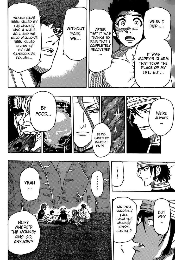 Toriko Chapter 318  Online Free Manga Read Image 10