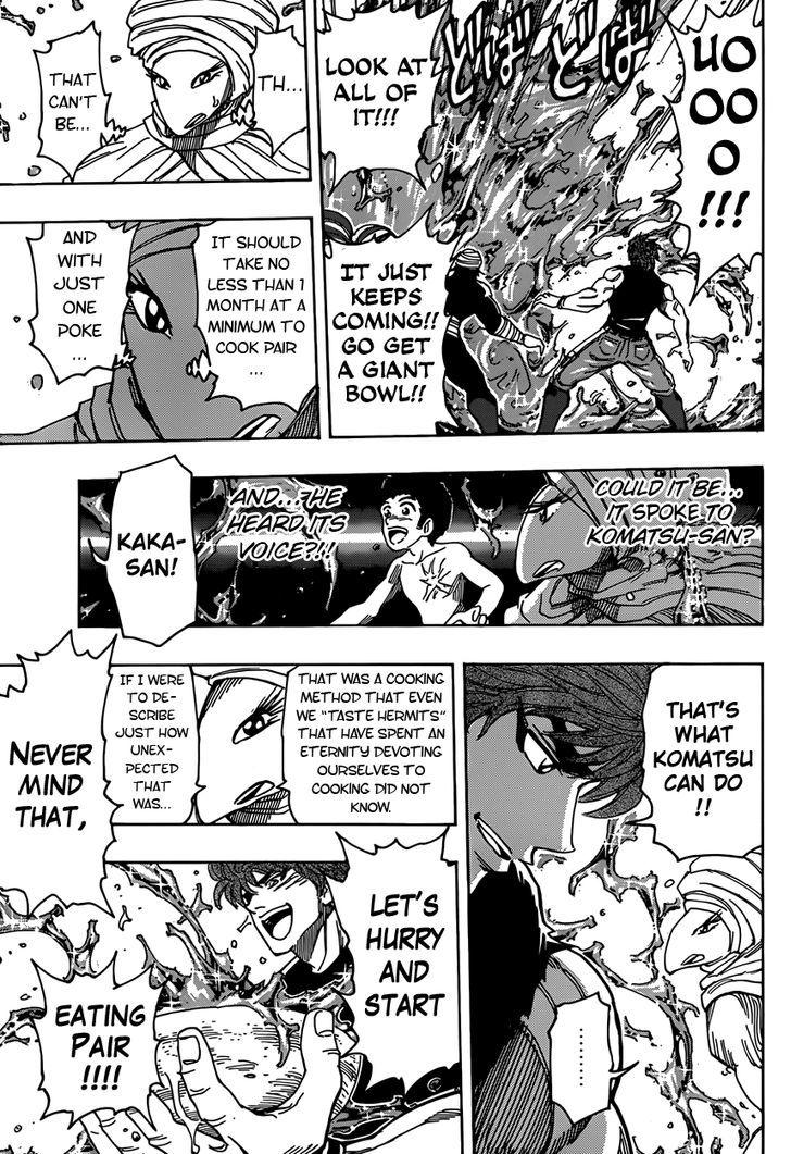 Toriko Chapter 320  Online Free Manga Read Image 11