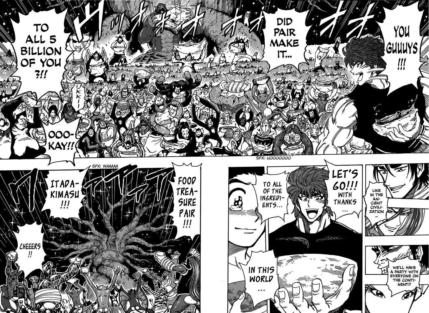 Toriko Chapter 320  Online Free Manga Read Image 12