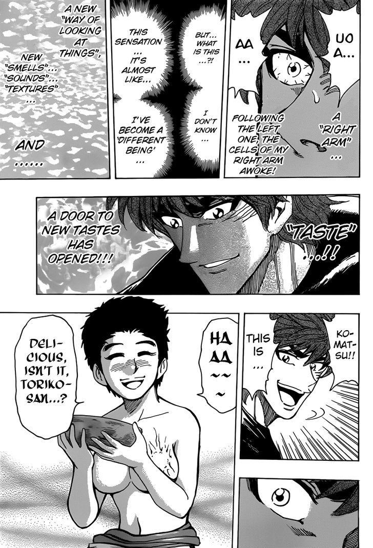 Toriko Chapter 320  Online Free Manga Read Image 14
