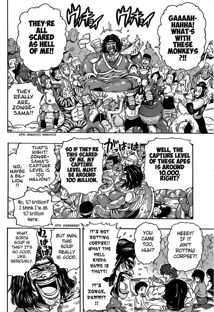 Toriko Chapter 321  Online Free Manga Read Image 15