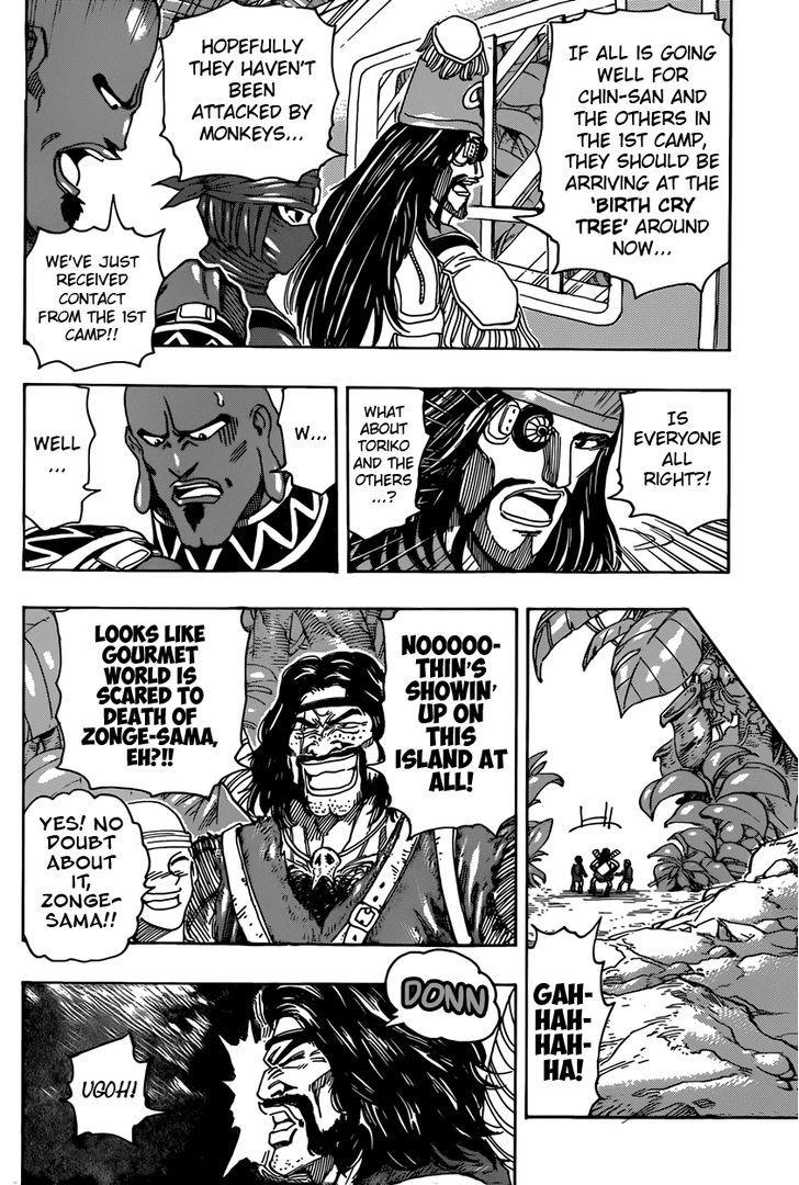 Toriko Chapter 321  Online Free Manga Read Image 2