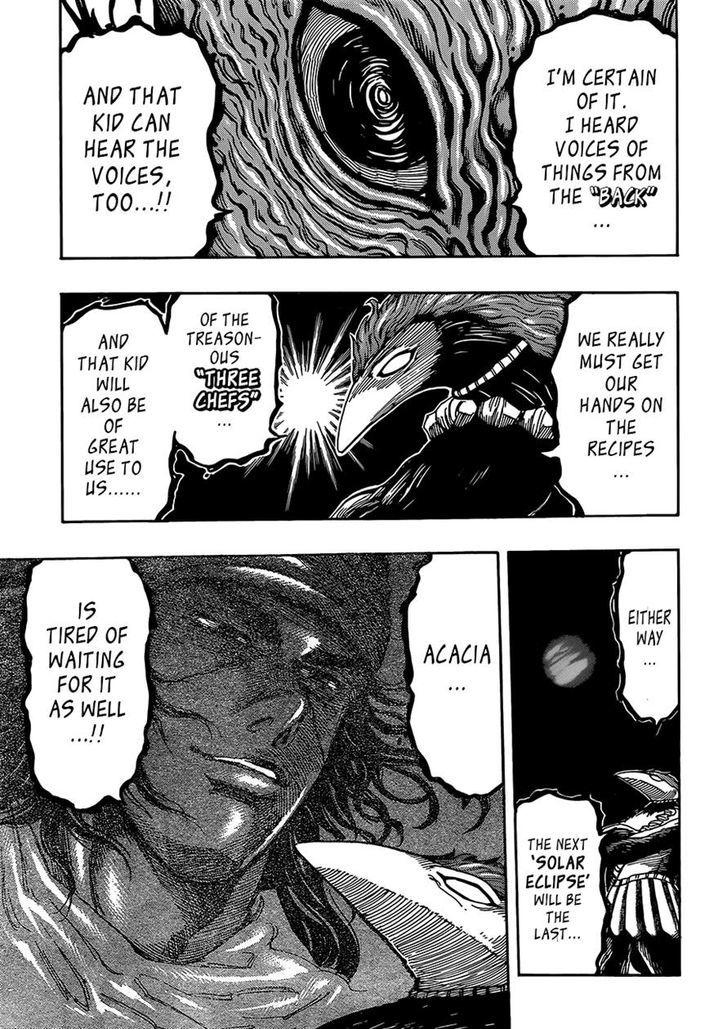 Toriko Chapter 322  Online Free Manga Read Image 9