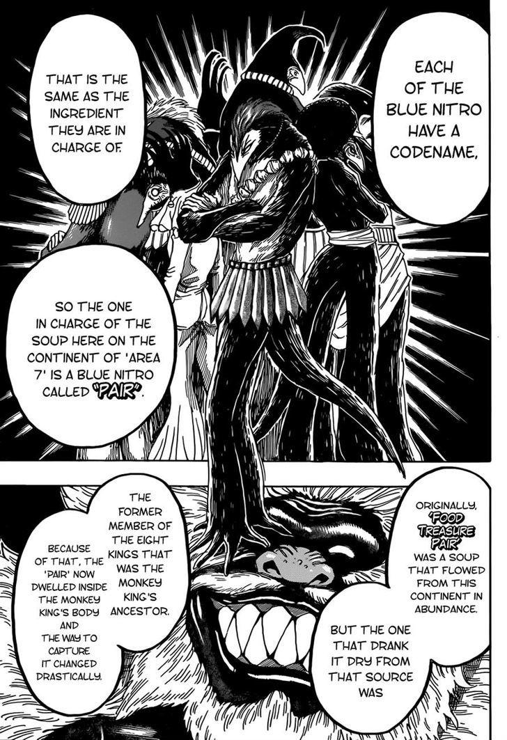 Toriko Chapter 323  Online Free Manga Read Image 11