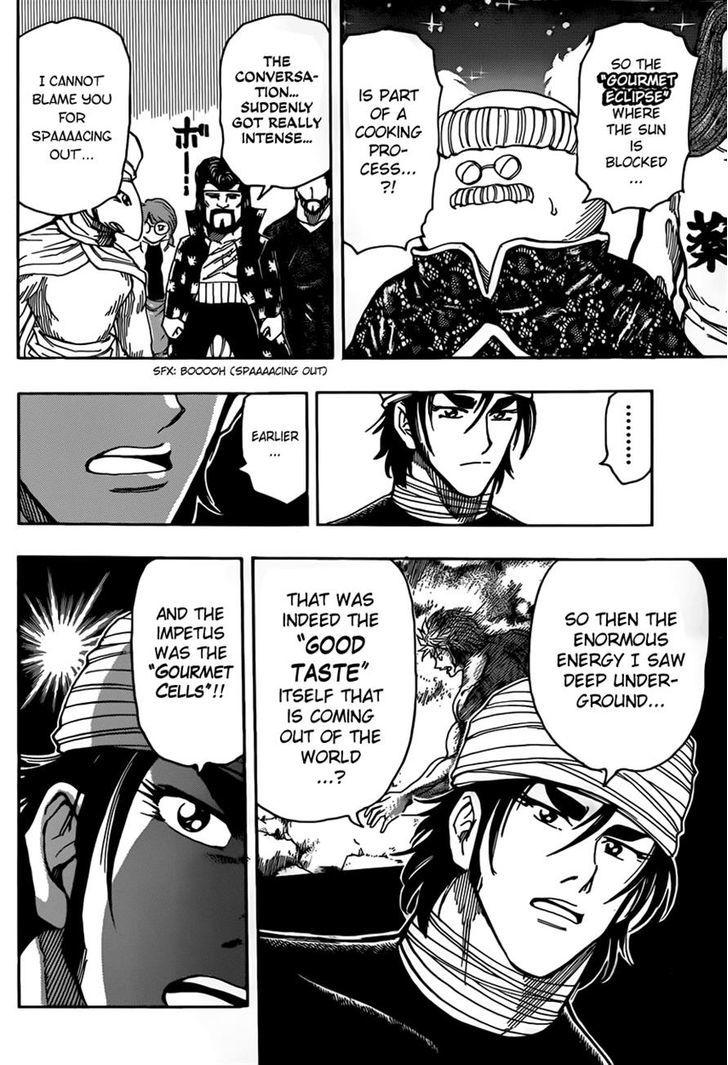 Toriko Chapter 323  Online Free Manga Read Image 4