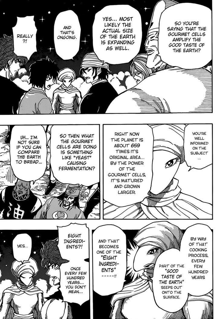 Toriko Chapter 323  Online Free Manga Read Image 5