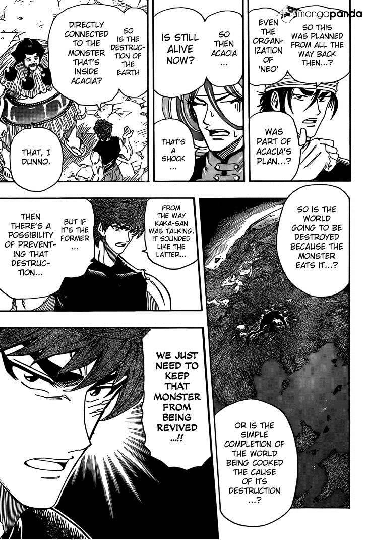 Toriko Chapter 324  Online Free Manga Read Image 5