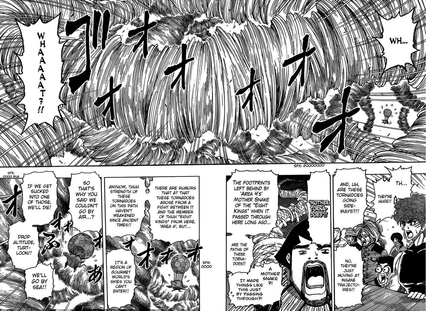 Toriko Chapter 325  Online Free Manga Read Image 8