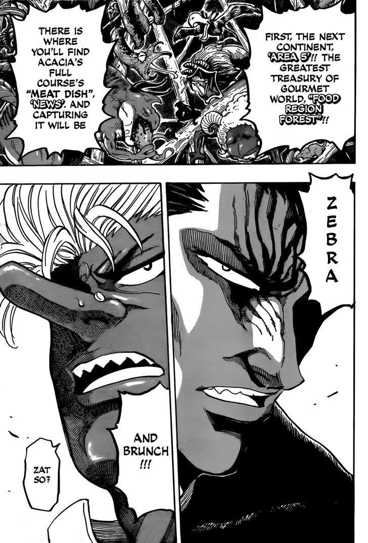 Toriko Chapter 326  Online Free Manga Read Image 15