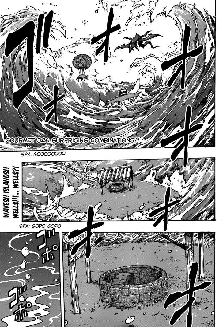 Toriko Chapter 326  Online Free Manga Read Image 3