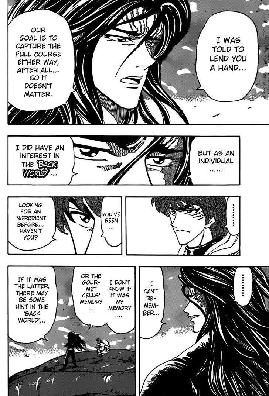 Toriko Chapter 327  Online Free Manga Read Image 11