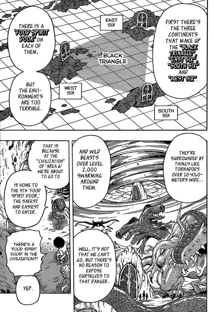Toriko Chapter 327  Online Free Manga Read Image 16