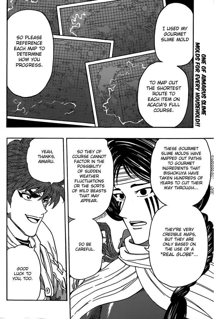 Toriko Chapter 327  Online Free Manga Read Image 2