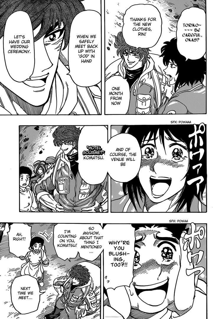 Toriko Chapter 327  Online Free Manga Read Image 3