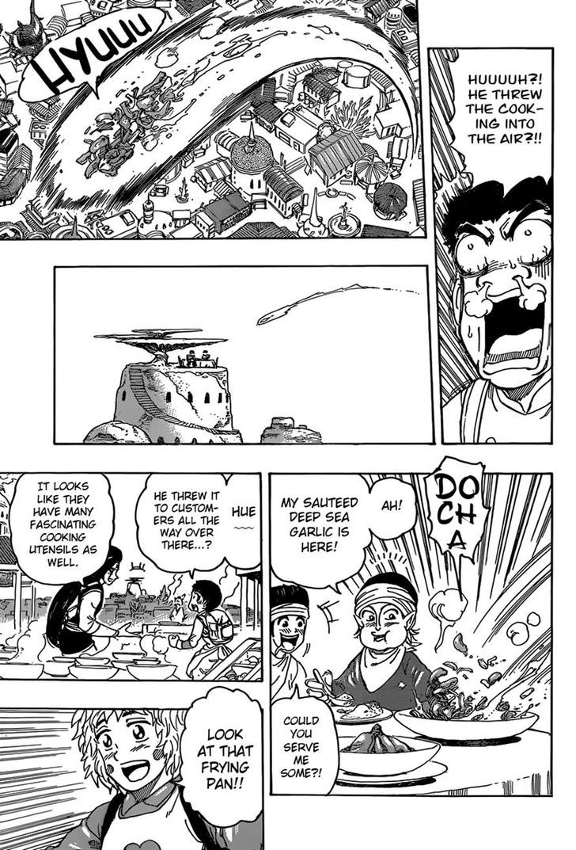 Toriko Chapter 329  Online Free Manga Read Image 8