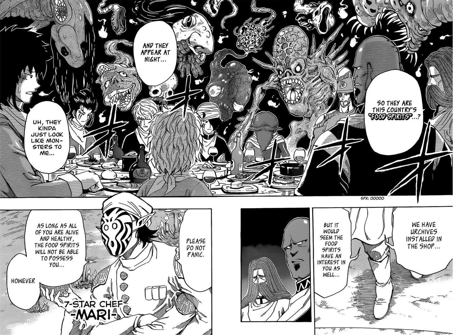 Toriko Chapter 330  Online Free Manga Read Image 13