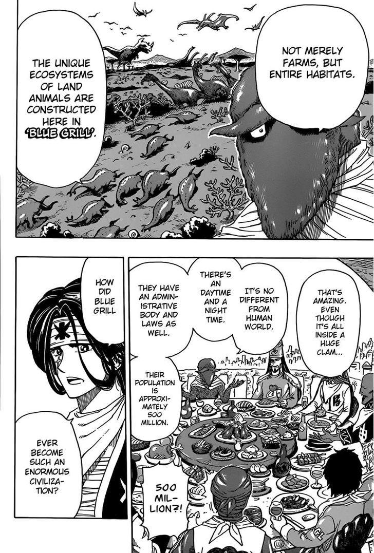 Toriko Chapter 330  Online Free Manga Read Image 3