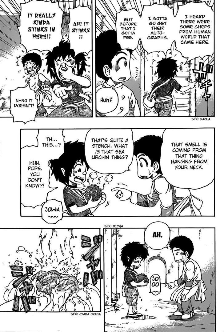 Toriko Chapter 330  Online Free Manga Read Image 6