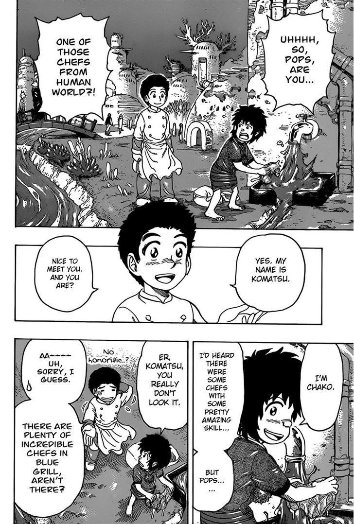 Toriko Chapter 330  Online Free Manga Read Image 7