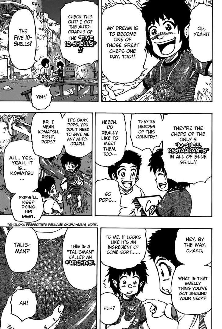 Toriko Chapter 330  Online Free Manga Read Image 8