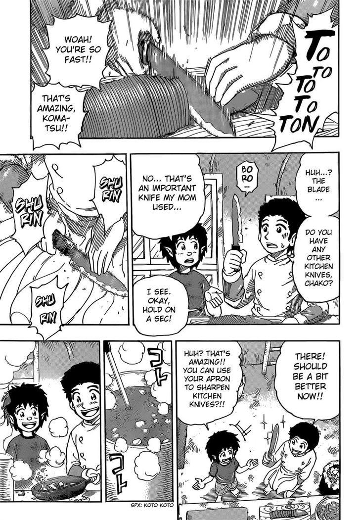 Toriko Chapter 331  Online Free Manga Read Image 7
