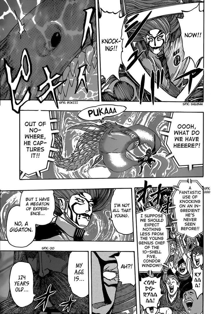 Toriko Chapter 333  Online Free Manga Read Image 15