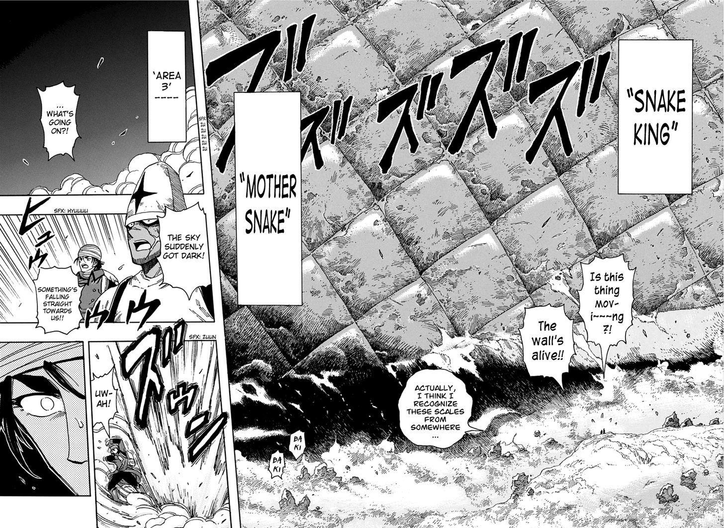 Toriko Chapter 335  Online Free Manga Read Image 5