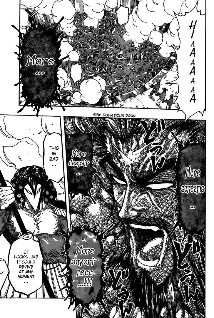 Toriko Chapter 337  Online Free Manga Read Image 3