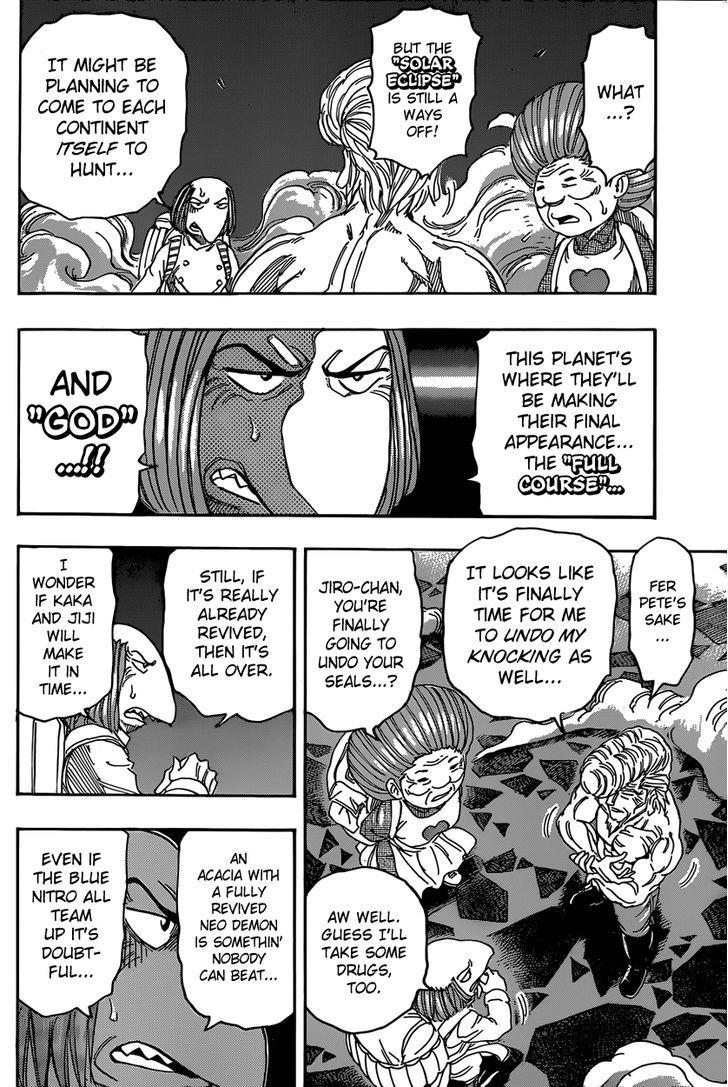 Toriko Chapter 339  Online Free Manga Read Image 16