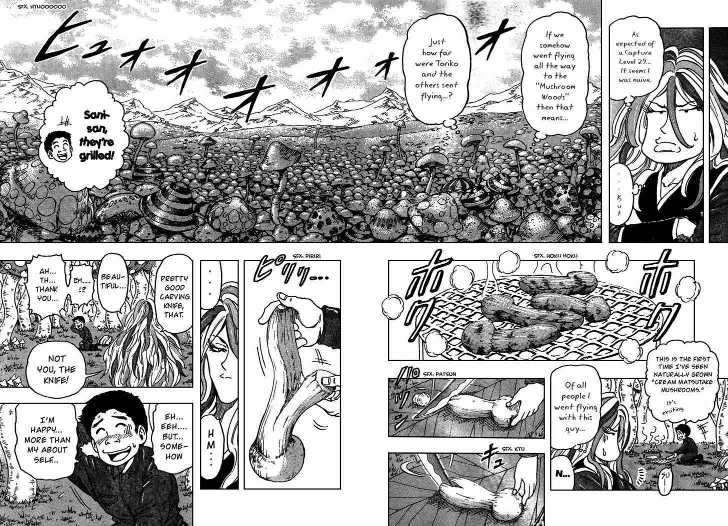 Toriko Chapter 34  Online Free Manga Read Image 11