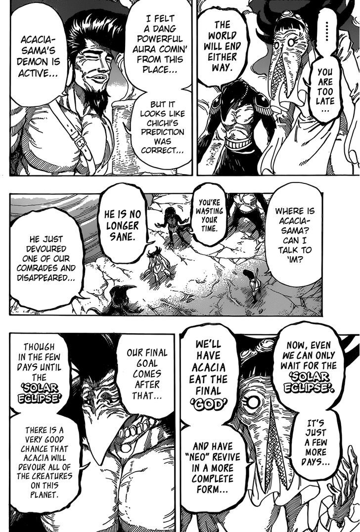 Toriko Chapter 340  Online Free Manga Read Image 11