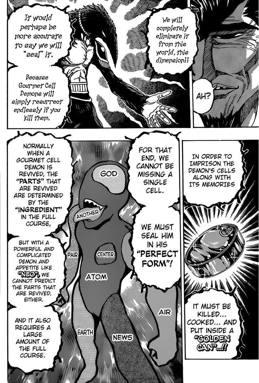 Toriko Chapter 340  Online Free Manga Read Image 13