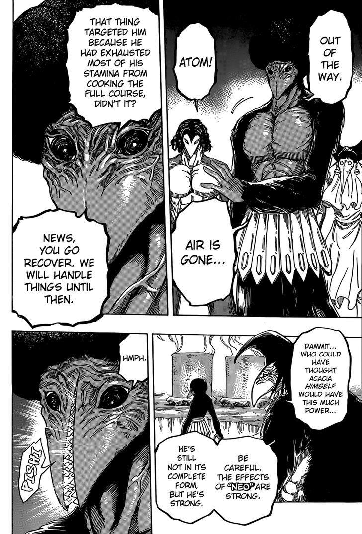 Toriko Chapter 340  Online Free Manga Read Image 3