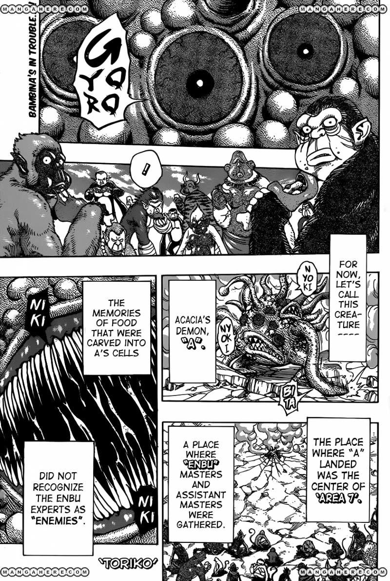 Toriko Chapter 341  Online Free Manga Read Image 1