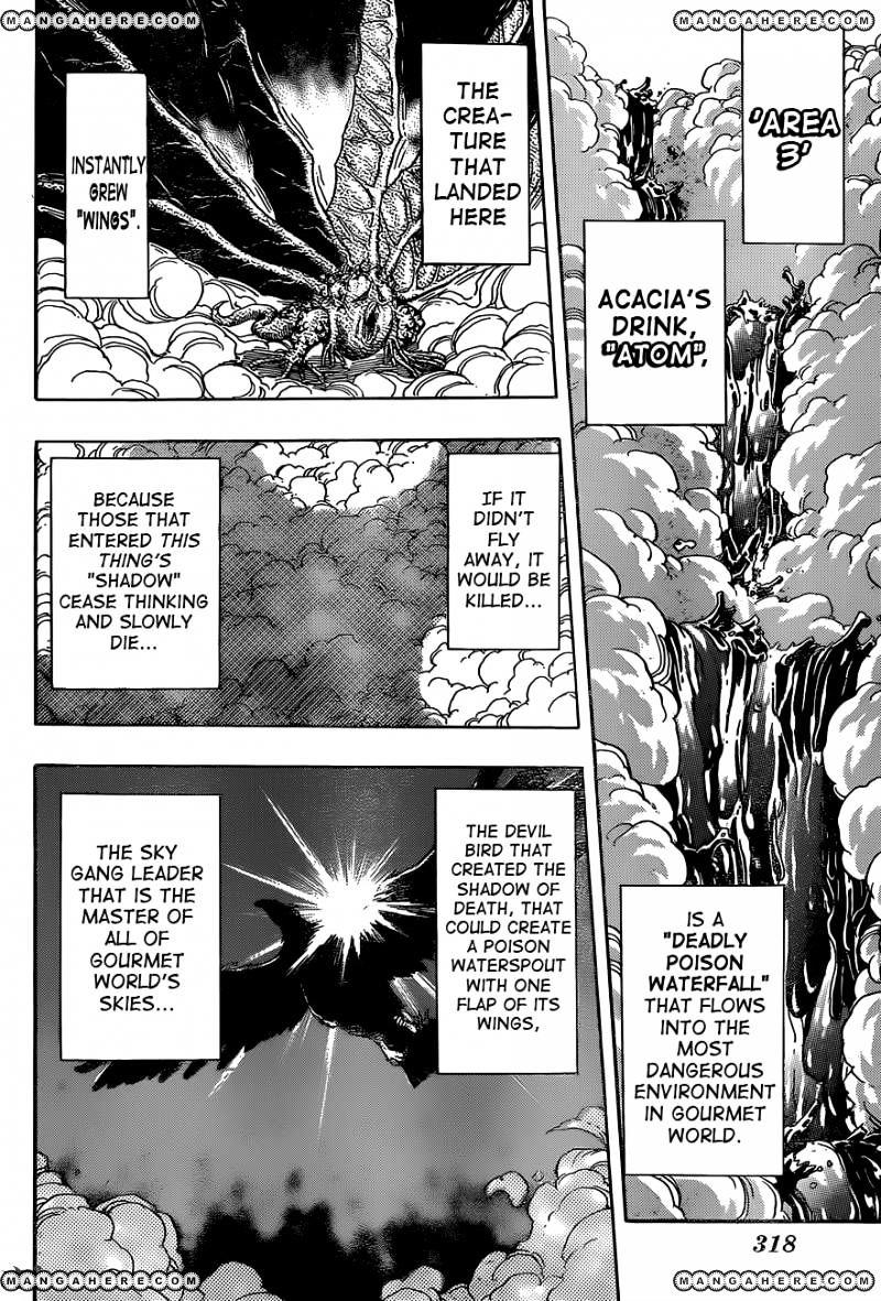 Toriko Chapter 341  Online Free Manga Read Image 14